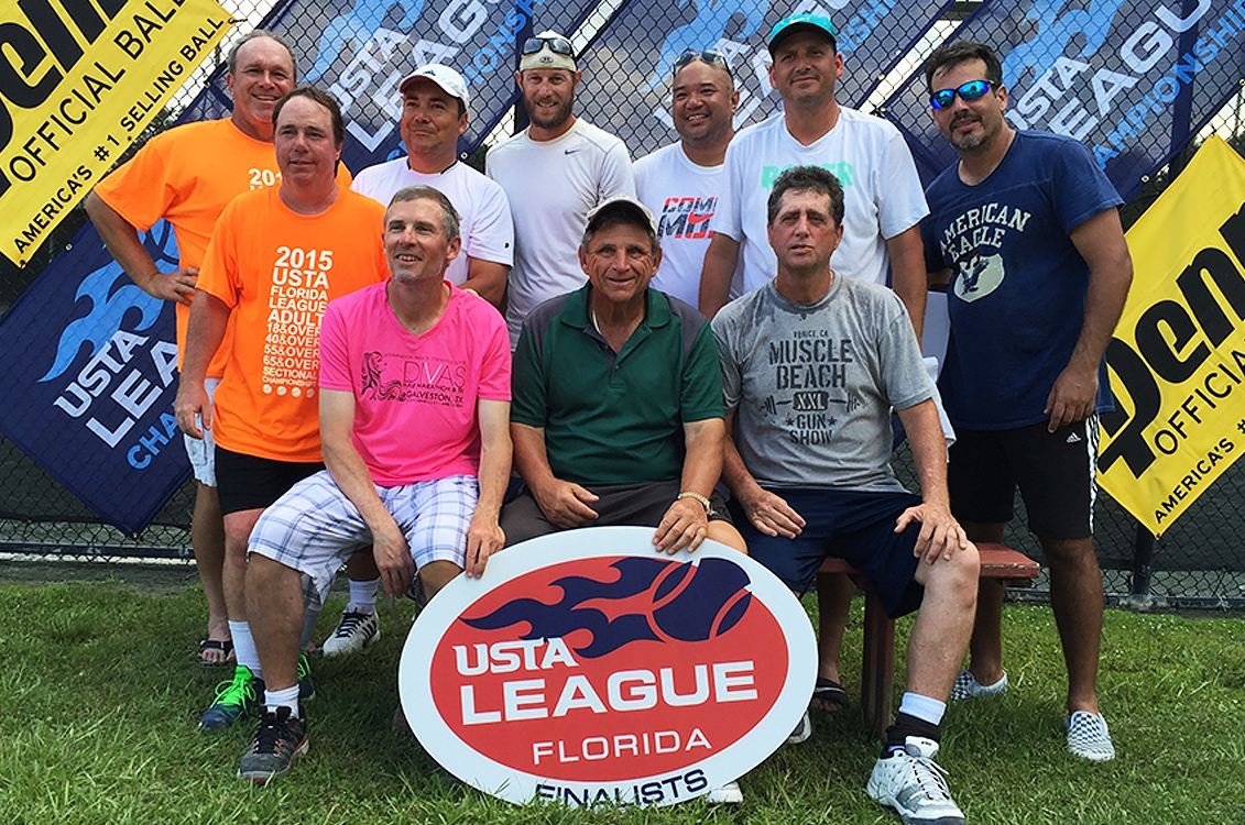 USTA/FLORIDA REGION_3 -2018 Pinellas Adult 55 & Over
