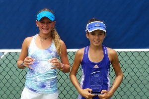 Girls 12s 1st and 2nd_Charlotte Owensby - Emily De Oliveira