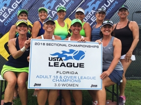 3.0 Womens Champions - Marion