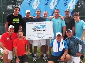 4.0 Mens Champions - South Miami Dade