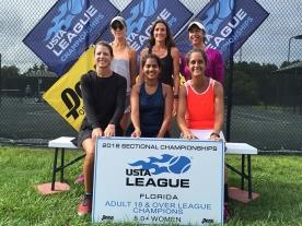 5.0 Womens Champions - South Palm Beach