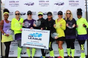 Womens 6.5 Champions - Escambia