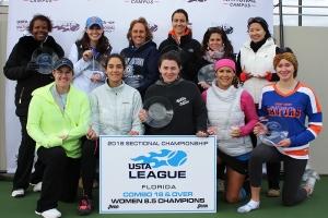 Womens 8.5 Champions - Alachua