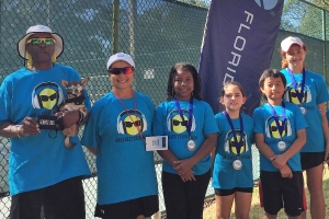 10U Advanced Finalists - Coral Reef Falcons Miami Dade