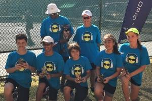 14U Interediate Champions - Coral Reef Eagles Miami Dade