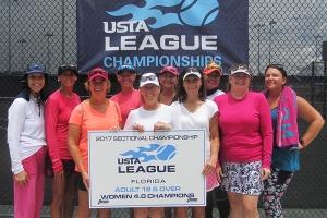 Women 4.0 Champions - Broward