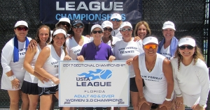 Adult 40 Womens 3.0 Champions - South Miami-Dade