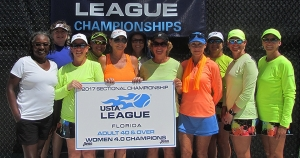 Adult 40 Womens 4.0 Champions - Broward