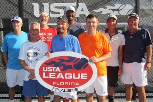 4.5 Mens Finalists - Sarasota Manatee