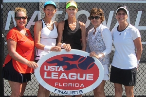 4.5 Womens Finalists - Broward