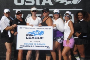 8.5 Women Champions - Broward