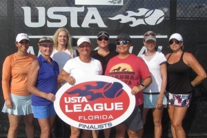 8.5 Women Finalists - Pinellas