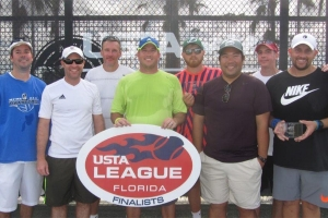 8.5 Men Finalists - Sarasota