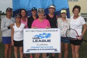 Women 6.5 Champions - IRSLM