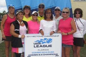 Women 8.5 Champions - Duval