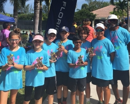 10U Orange Ball Flight 1 Champions - Coral Reef Warriors