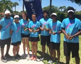 18U Intermediate Champions - Coral Reef Spurs