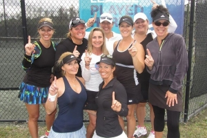 3.5 4.0 4.5 Women Champions - Orange Seminole