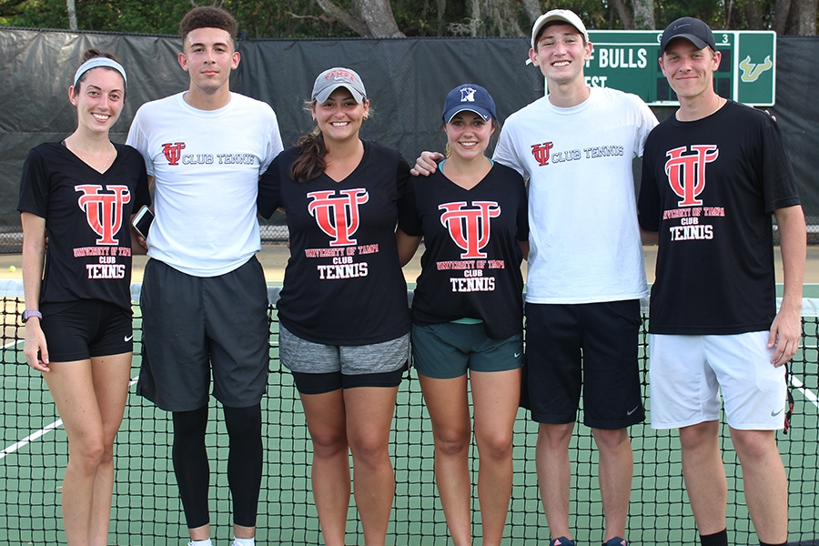 University of Miami Club Tennis Team Shocks Field at USF ...