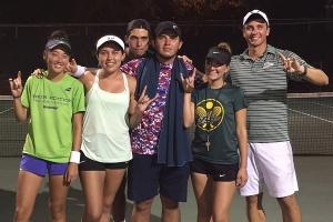 2017 USF BULL RUN GOLD BRACKET FINALISTS USF-A