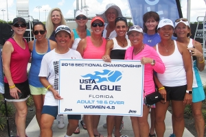 4.5 Womens Champions - Duval
