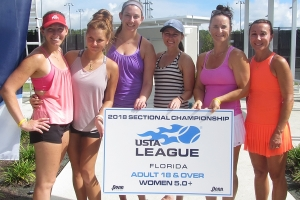 5.0 Womens Champions – Duval
