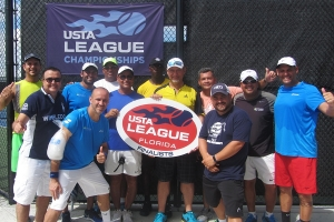 4.0 Mens Finalists - Orange Seminole