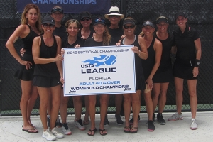 3.0 Womens Champions - Orange Seminole