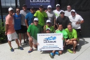 4.0 Mens Champions - South Miami-Dade