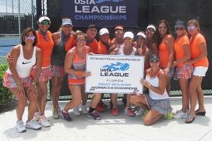 3.5 Womens Champions - Broward