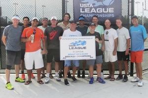 4.5 Mens Champions - Orange Seminole