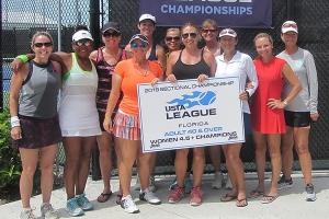 4.5 Womens Champions - Pinellas