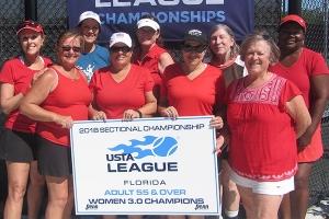 Women 3.0 Champions - Duval