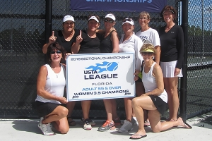 35 Womens Champions - Pinellas