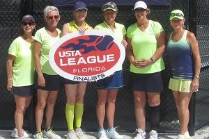 35 Womens Finalists - Sarasota