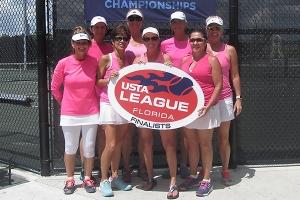 45 Womens Finalists - Alachua