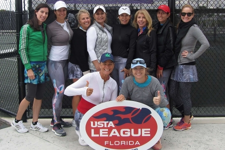 7.5 Womens Finalists - South Miami-Dade