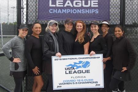 5.5 Womens Champions - Alachua