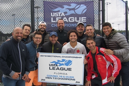 7.5 Mens Champions - Orange Seminole