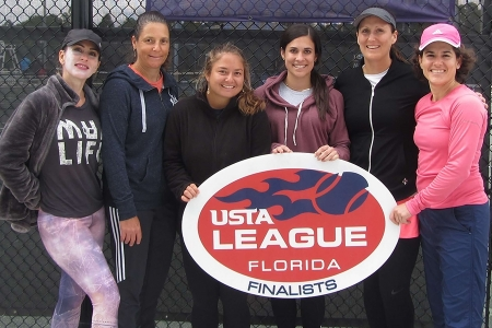 9.5 Women Finalists - South Miami-Dade