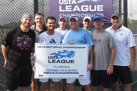 8.5 Mens Champions - Sarasota