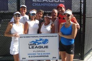 6.0 Mixed 18 Champions - Broward