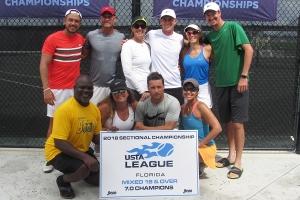 7.0 Mixed Champions - Broward