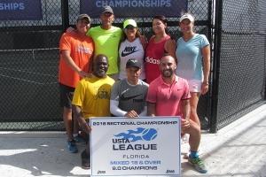 9.0 Mixed Champions - Broward
