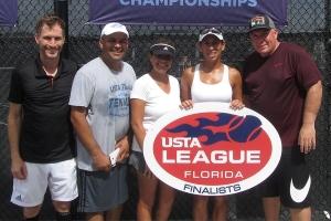 Mixed 7.0 Finalist - Orange Seminole