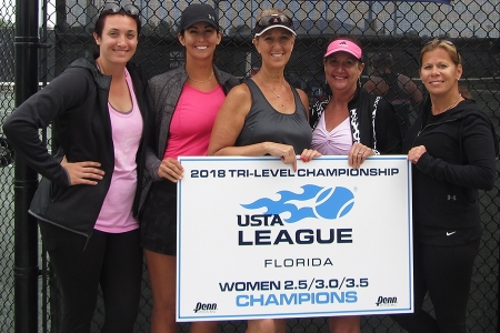 2.5 3.0 3.5 Women Champions - Marion
