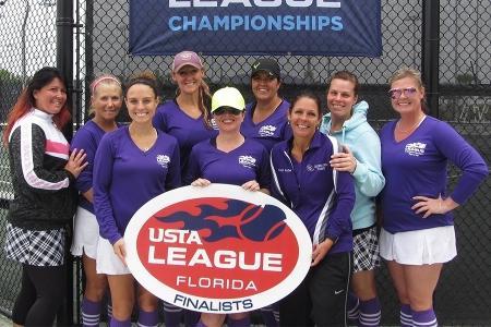 3.0 3.5 4.0 Women Finalists - Orange Seminole