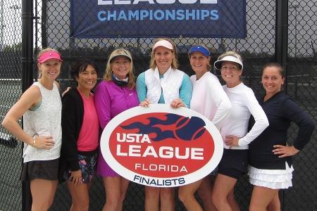 3.5 4.0 4.5 Women Finalists - Pinellas