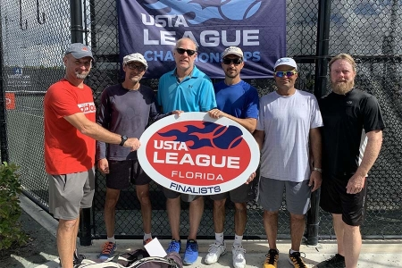 7.5 Men's Finalists: Alachua
