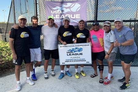 8.5 Men's Champions: Miami-Dade